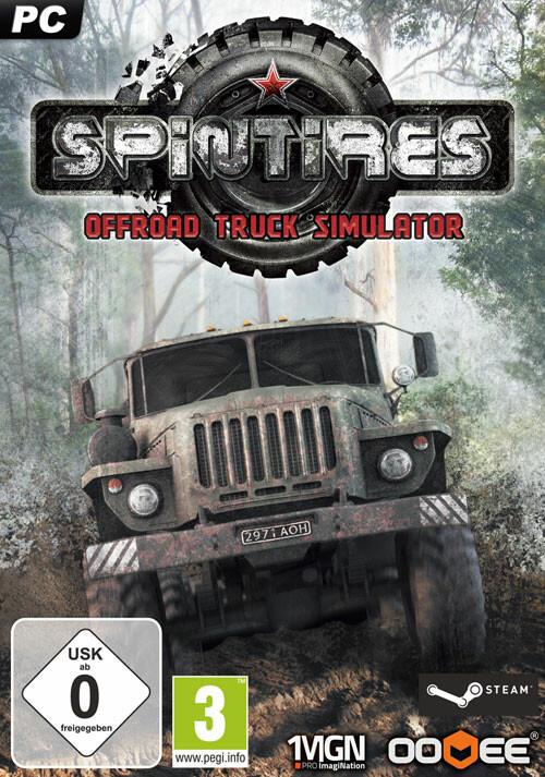 Spintires - Cover / Packshot