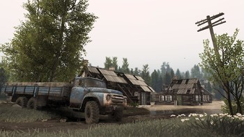 Screenshot2 - Spintires® - Aftermath DLC
