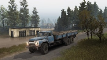 Screenshot4 - Spintires® - Aftermath DLC