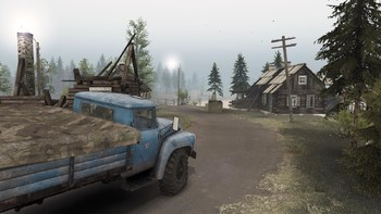 Screenshot5 - Spintires® - Aftermath DLC