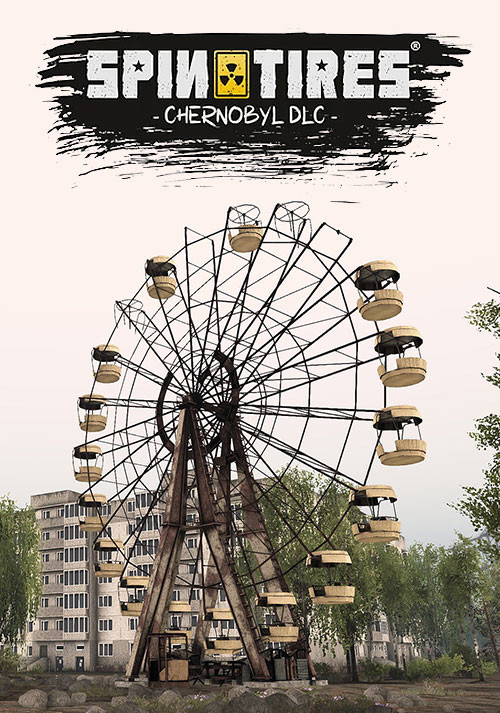 Spintires - Chernobyl DLC - Cover / Packshot