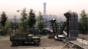 Screenshot1 - Spintires - Chernobyl DLC