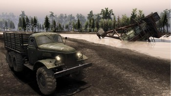 Screenshot6 - Spintires - Chernobyl DLC