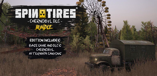Spintires - Chernobyl Bundle - Cover / Packshot