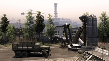 Screenshot10 - Spintires® - Chernobyl Bundle