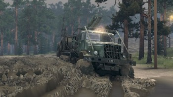 Screenshot2 - Spintires® - Chernobyl Bundle