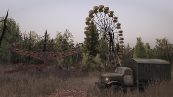Screenshot9 - Spintires® - Chernobyl Bundle
