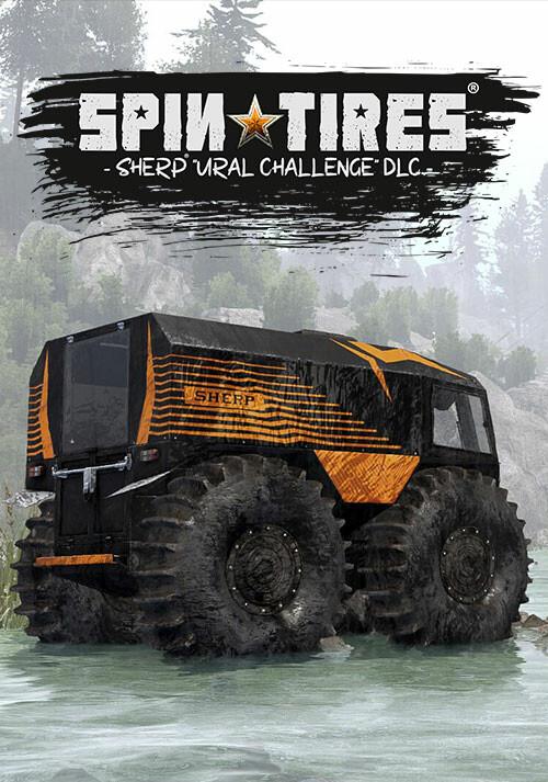 Spintires - SHERP® Ural Challenge DLC - Cover / Packshot