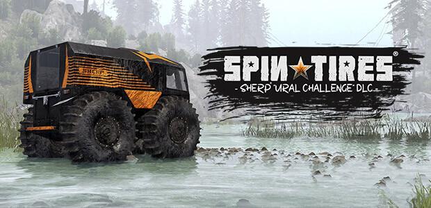 Spintires - SHERP® Ural Challenge DLC