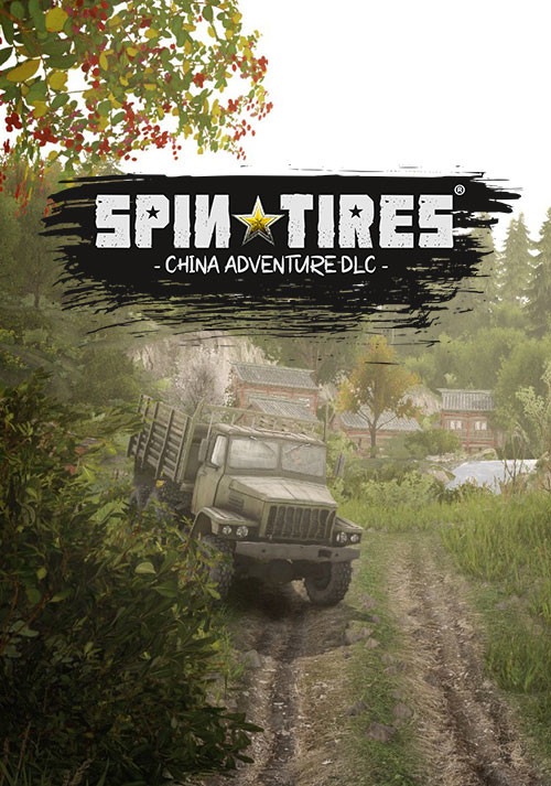 Spintires® - China Adventure DLC - Cover / Packshot