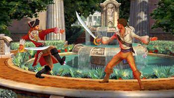 Screenshot1 - Sid Meier's Pirates!