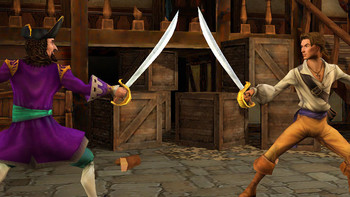 Screenshot2 - Sid Meier's Pirates!