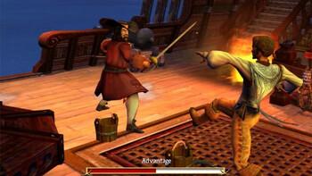 Screenshot3 - Sid Meier's Pirates!