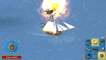Screenshot4 - Sid Meier's Pirates!