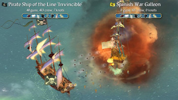 Screenshot5 - Sid Meier's Pirates!