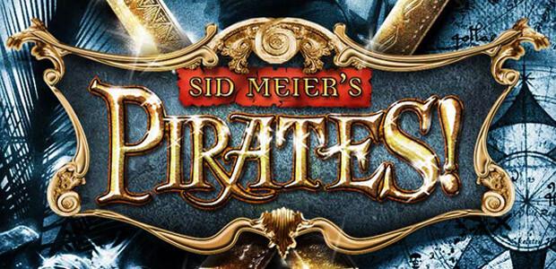 Sid Meier's Pirates! - Cover / Packshot