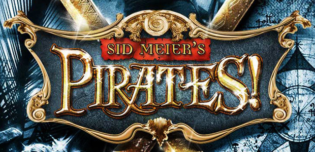 Sid Meier's Pirates! - Cover / Packshot