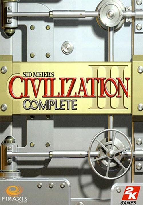 Civilization III Complete - Cover / Packshot