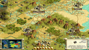 Screenshot1 - Civilization III Complete