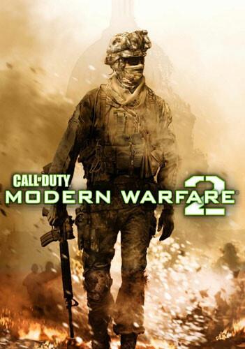 Call of Duty: Modern Warfare 2 - Cover
