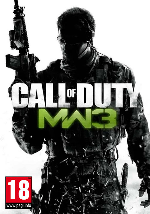 Call of Duty: Modern Warfare 3 - Cover / Packshot