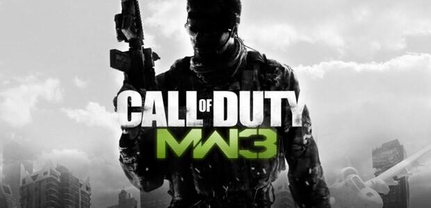 Call of Duty: Modern Warfare 3 - Cover / Packshot