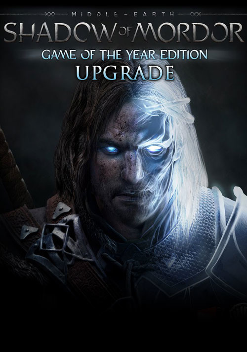 Mittelerde: Mordors Schatten - Upgrade to the GOTY Edition - Cover