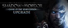 Mittelerde: Mordors Schatten - Upgrade to the GOTY Edition