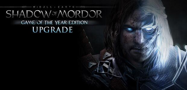 La Terre du Milieu : L'Ombre du Mordor - extension vers l'édition GOTY - Cover / Packshot