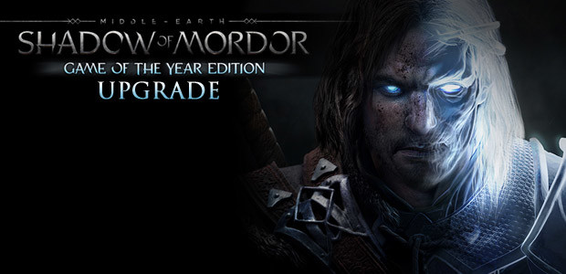 Middle-earth: Shadow of Mordor - Upgrade to the GOTY Edition - Cover / Packshot