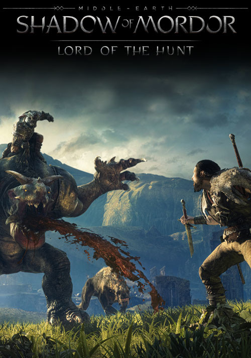 Middle-earth: Shadow of Mordor - Seigneur de la Chasse DLC - Cover / Packshot