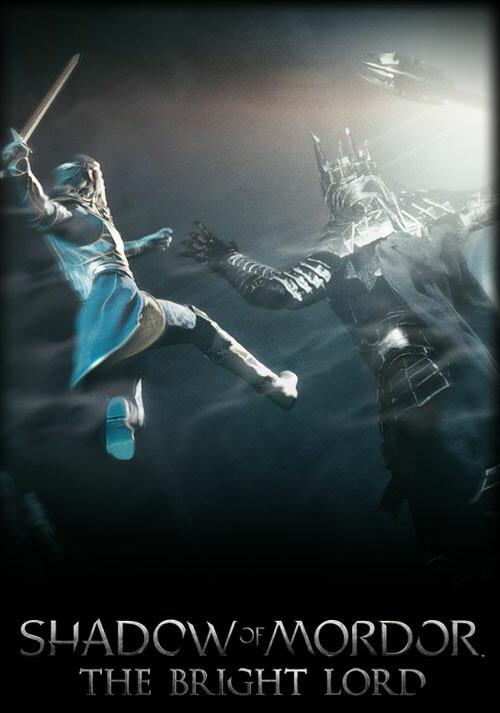Mittelerde: Mordors Schatten - Bright Lord DLC - Cover / Packshot