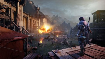 Screenshot7 - Mittelerde: Mordors Schatten - Bright Lord DLC