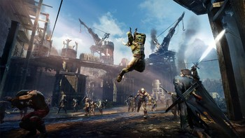 Screenshot1 - Middle-earth: Shadow of Mordor - Bright Lord DLC