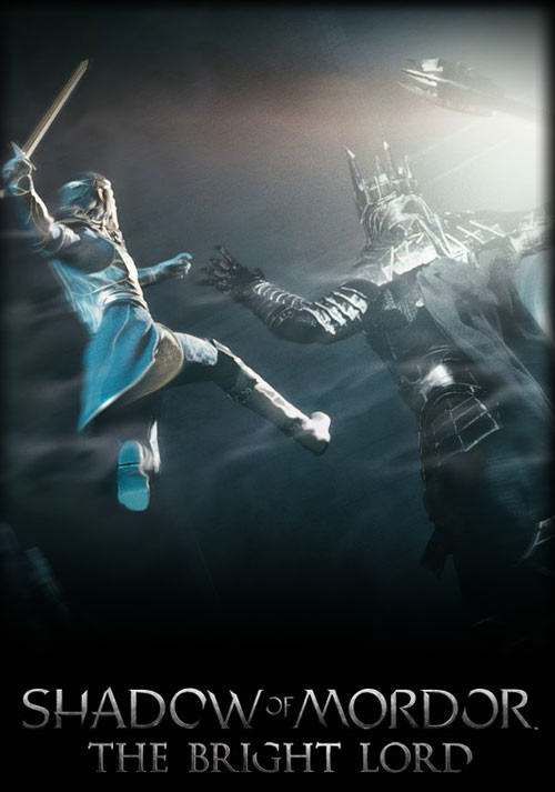 Middle-earth: Shadow of Mordor - Bright Lord DLC - Cover / Packshot