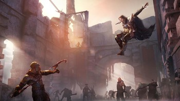 Screenshot6 - Middle-earth: Shadow of Mordor - Bright Lord DLC