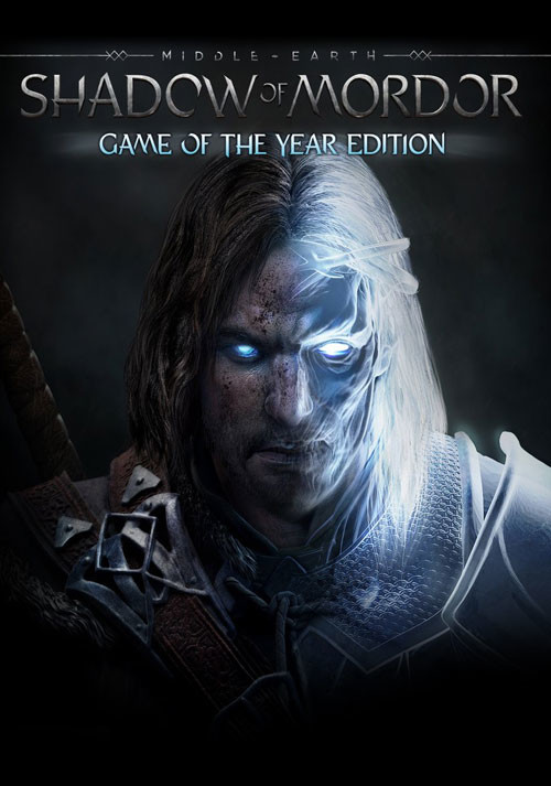 Middle-earth: Shadow of Mordor GOTY - Cover