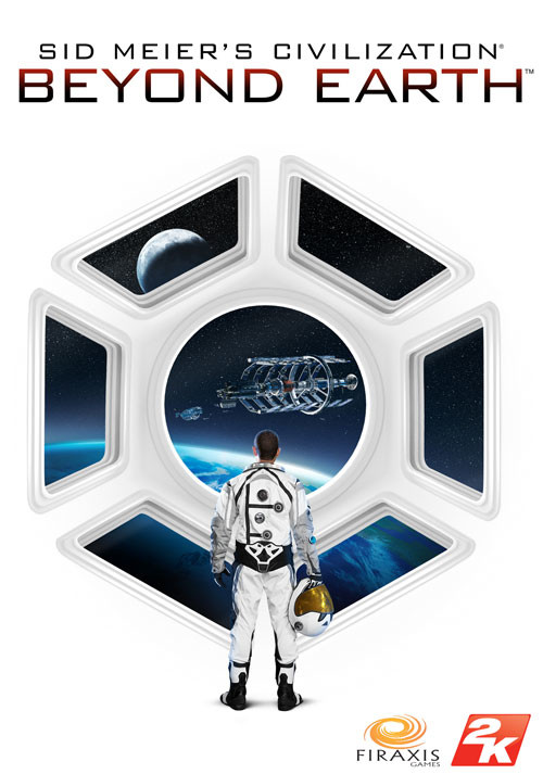 Sid Meier's Civilization: Beyond Earth - Packshot
