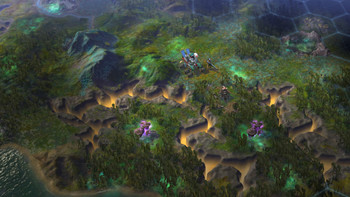 Screenshot1 - Sid Meier's Civilization: Beyond Earth
