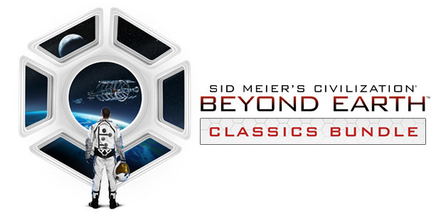 Sid Meier's Civilization Beyond Earth Classics Bundle - Cover / Packshot