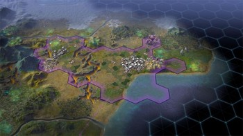 Screenshot1 - Sid Meier's Civilization Beyond Earth Classics Bundle