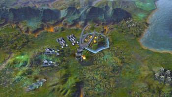 Screenshot5 - Civilization: Beyond Earth Exoplanets Map Pack