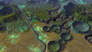 Screenshot6 - Civilization: Beyond Earth Exoplanets Map Pack