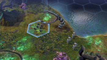 Screenshot7 - Civilization: Beyond Earth Exoplanets Map Pack