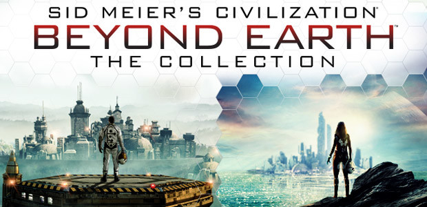 Sid Meier's Civilization: Beyond Earth - The Collection - Cover / Packshot