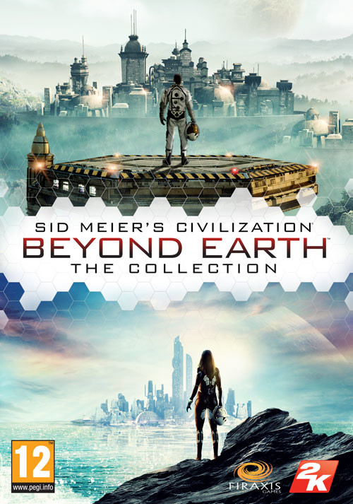 Sid Meier's Civilization: Beyond Earth - The Collection - Cover