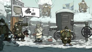 Screenshot1 - Valiant Hearts: The Great War