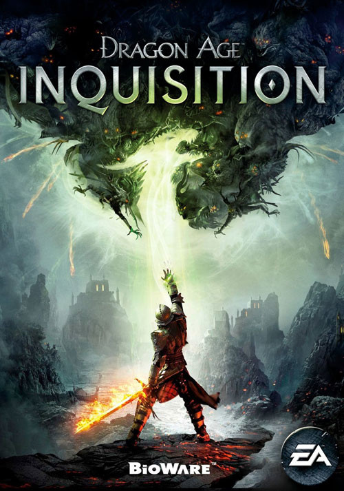 Dragon Age: Inquisition - Cover / Packshot