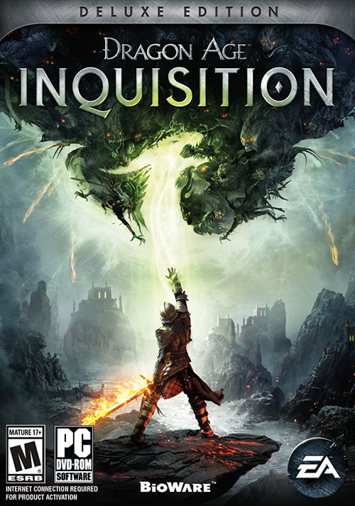 Dragon Age: Inquisition Digital Deluxe - Cover / Packshot