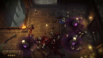 Screenshot2 - Gauntlet
